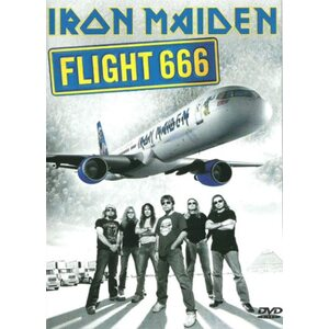 "IRON MAIDEN ""Flight 666"" /DVD/"