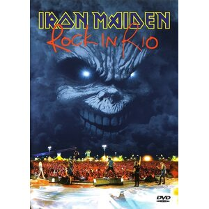 "IRON MAIDEN ""Rock In Rio"" /DVD; Live/"