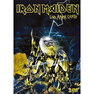 "IRON MAIDEN ""Live After Death"" /2DVD Set; Live/"