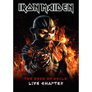 "IRON MAIDEN ""The Book Of Souls: Live Chapter"" /Ltd. Deluxe A5 Slipcase 2CD Digibook; Live/"