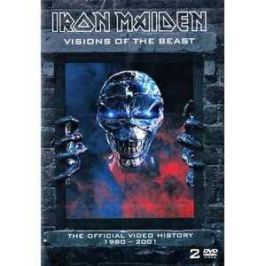 "IRON MAIDEN ""Visions Of The Beast"" /2DVD/"