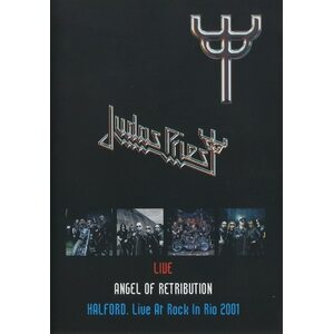 "JUDAS PRIEST ""Live"" + ""Angel Of Retribution"" / HALFORD ""Live At Rock In Rio 2001"" /DVD + Dual DVD; Live/"