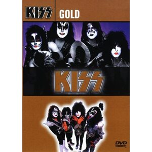 "KISS ""Gold"" /DVD/"