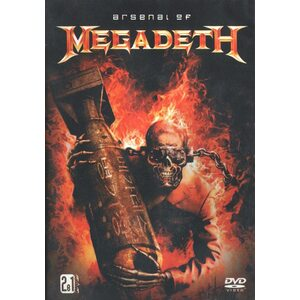 "MEGADETH ""Arsenal Of Megadeth"" /DVD/"