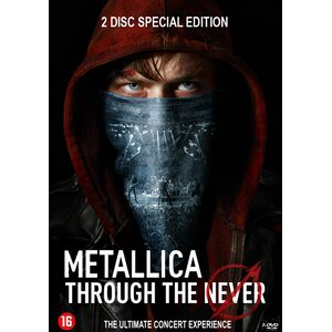 "METALLICA ""Through The Never"" /Special Edition Slipcase 2DVD/"