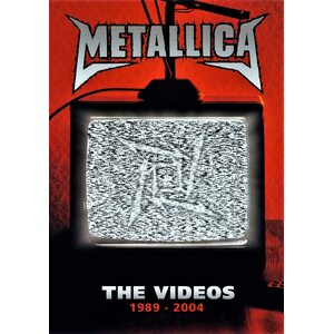 "METALLICA ""The Videos 1989 - 2004"" /DVD/"