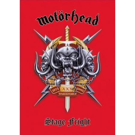 "MOTÖRHEAD ""Stage Fright"" /2DVD; Live/"