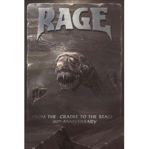 "RAGE ""From The Cradle To The Stage – 20th Anniversary"" /2DVD/"
