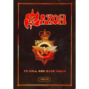 """SAXON """"To Hell And Back Again"""" /Slipcase Digipack 2DVD/"""