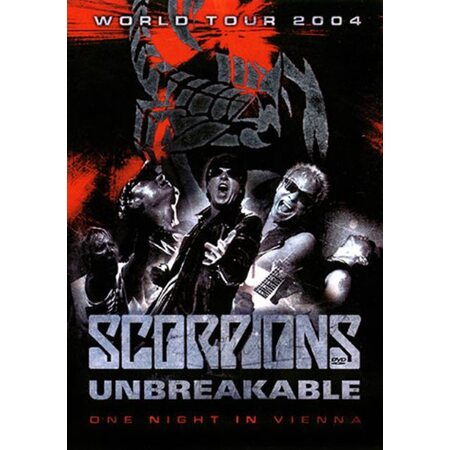 "SCORPIONS ""Unbreakable: One Night In Vienna"" /DVD; Live/"