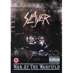 "SLAYER ""War At The Warfield"" /DVD; Live/"