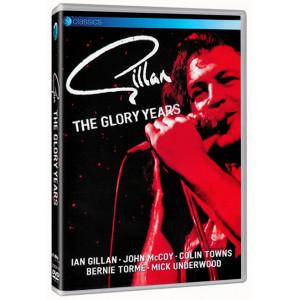 "GILLAN ""The Glory Years"" /DVD; Live/"