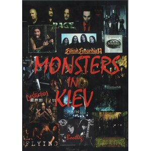 "V/A ""Monsters In Kiev"" /Ltd. 2DVDR; Live/"