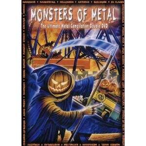 "VA ""Monsters Of Metal"" The Ultimate Metal Compilation /2DVD'r/"