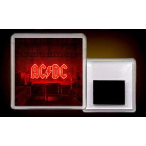 "AC/DC ""Power Up"" /Acryl Magnet/"