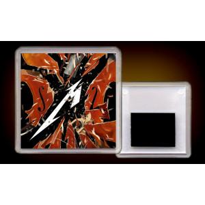 "METALLICA ""S&M2"" /Acryl Magnet/"