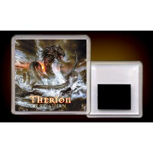 """THERION """"Leviathan"""" /Acryl Magnet/"""