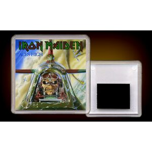 "IRON MAIDEN ""Aces High"" /Acryl Magnet/"