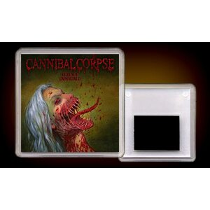 "CANNIBAL CORPSE ""Violence Unimagined"" /Acryl Magnet/"
