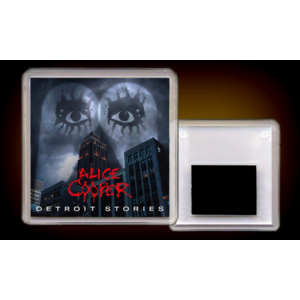"ALICE COOPER ""Detroit Stories"" /Acryl Magnet/"