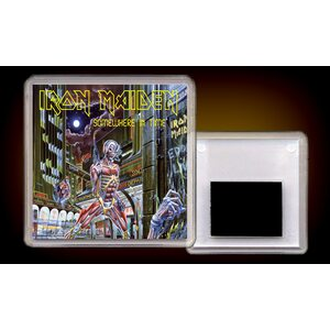 "IRON MAIDEN ""Somewhere In Time"" /Acryl Magnet/"
