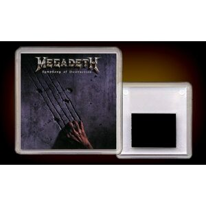 "MEGADETH ""Symphony Of Destruction"" /Acryl Magnet/"