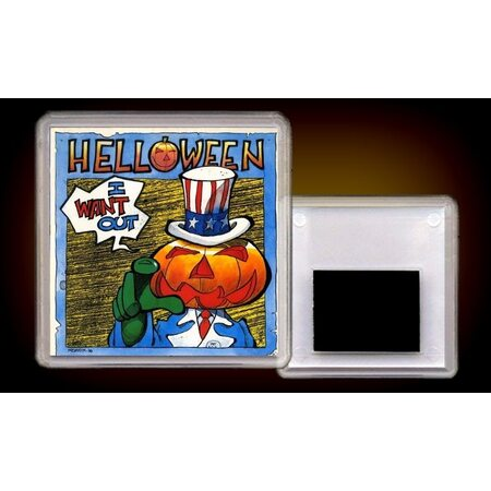 "HELLOWEEN ""I Want Out"" /Acryl Magnet/"