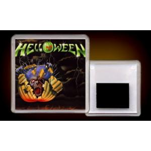 """HELLOWEEN """"Helloween"""" /Acryl Magnet/"""