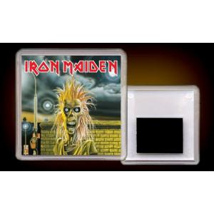 """IRON MAIDEN """"Iron Maiden"""" /Acryl Magnet/"""