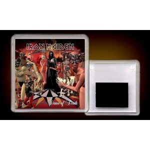 "IRON MAIDEN ""Dance Of Death"" /Acryl Magnet/"