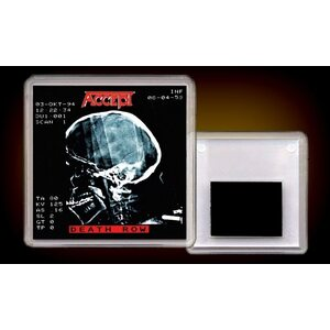 "ACCEPT ""Death Row"" /Acryl Magnet/"