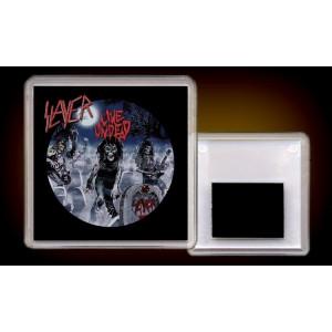 "SLAYER ""Live Undead"" /Acryl Magnet/"