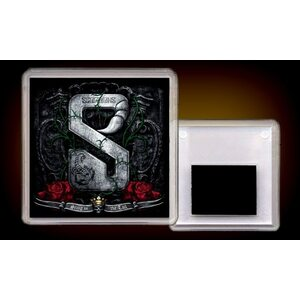 "SCORPIONS ""Sting In The Tail"" /Acryl Magnet/"