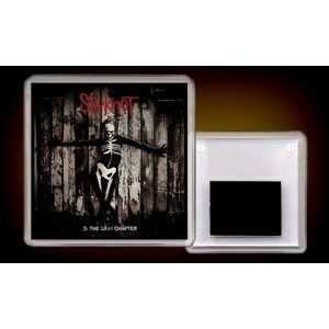 "SLIPKNOT "".5: The Gray Chapter"" /Acryl Magnet/"