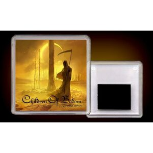 "CHILDREN OF BODOM ""I Worship Chaos"" /Acryl Magnet/"