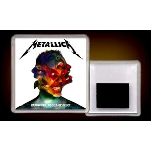 "METALLICA ""Hardwired...To Self-Destruct"" /Acryl Magnet/"