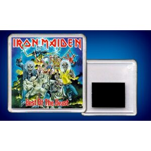 "IRON MAIDEN ""Best Of The Beast"" /Acryl Magnet/"