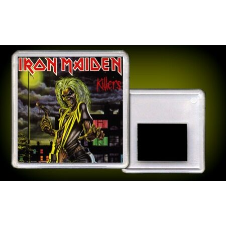 "IRON MAIDEN ""Killers"" /Acryl Magnet/"
