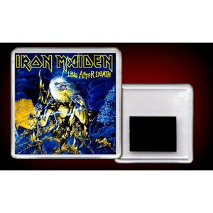 "IRON MAIDEN ""Live After Death"" /Acryl Magnet/"