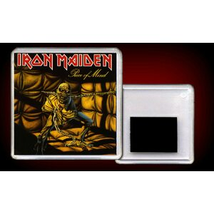 "IRON MAIDEN ""Peace Of Mind"" /Acryl Magnet/"