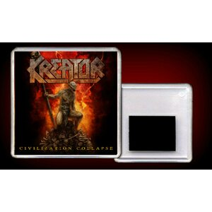 "KREATOR ""Civilization Collapse"" /Acryl Magnet/"