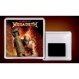 "MEGADETH ""Arsenal Of Megadeth"" /Acryl Magnet/"