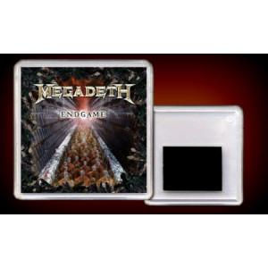 """MEGADETH """"Endgame"""" /Acryl Magnet/"""