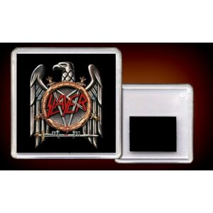 "SLAYER ""Eagle logo"" /Acryl Magnet/"