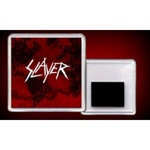 "SLAYER ""World Painted Blood"" /Acryl Magnet/"