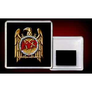 "SLAYER ""Eagle logo 2"" /Acryl Magnet/"