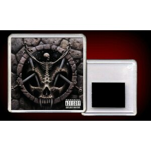 "SLAYER ""Divine Intervention"" /Acryl Magnet/"