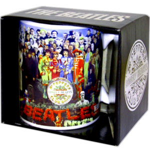 "THE BEATLES ""Sgt Pepper"" /Mug/"