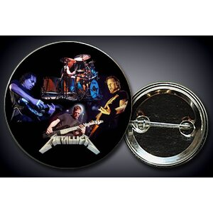 "METALLICA ""On stage"" /Pin/"