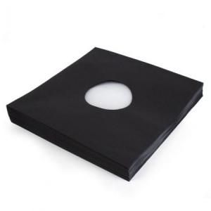 "12"" Vinyl Record Deluxe Audiophile Black Inner Sleeve /Vinyl Sleeve/"